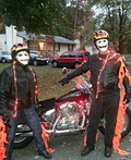 Ghost Riders Costume