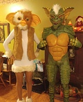 Gizmo and Gremlin Costume