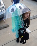Glowing Jellyfish Costume