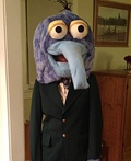 Gonzo the Great Costume