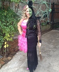 Good Witch / Misunderstood Witch Costume