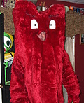 Bugs Bunny Gossamer Costume