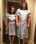 Grady Twins Costume
