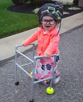 Granny Piper Costume