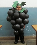 Grapes Costume