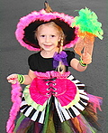 Groovy Witch Costume