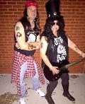 Guns N Roses Costume