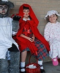 Little Red Riding Hood, Big Bad Wolf and Granny Costume
