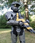 Halo 4 Master Chief Costume