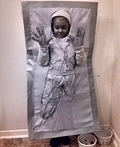 Han Solo in Carbonite Costume
