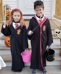 Harry Potter and Hermione Costume