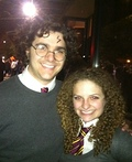 Harry Potter and Hermione Granger Costume