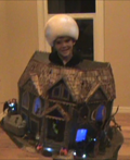 Haunted House Costume
