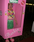 Hawaiian Barbie Costume