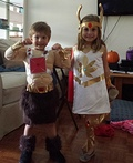 He-Man and She-Ra Costume