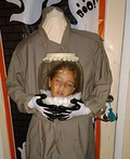 Headless Trick-or-Treater Costume