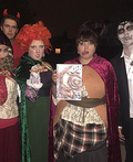Hocus Pocus Cast Costume