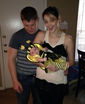 Honey Bee Baby Costume