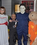 Horror Movies Costume