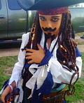 Jack Sparrow - The Real & The Imposter Costume