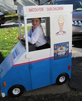 Ice-Cream Truck Costume