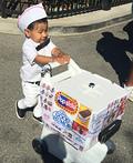 Ice Cream Boy Costume