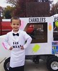 Ice Cream Truck Man Costume