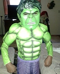 Incredible Hulk Costume