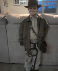 Indiana Jones Jr Costume