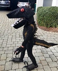 Indoraptor Costume