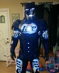Iron Can Costume