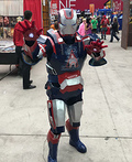 Iron Cat Costume