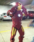 Iron Man Avengers Costume