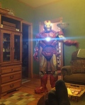 Iron Man Mark 6 Costume