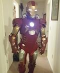 Iron Man Mk7 Costume