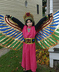 Isis Costume