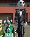 Jack Skellington from Nightmare Before Christmas Costume