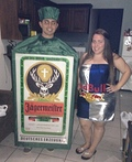 Jagerbomb Couple Costume