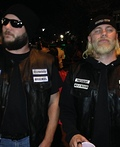 Jax Teller and Opie Costume