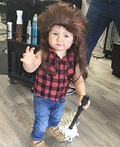 Joe Dirt Costume