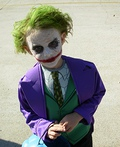Joker from the Dark Knight Costume