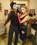 Joker & Harley Quinn Costume
