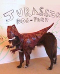 Jurassic Dog Park Costume