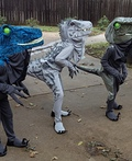 Jurassic World Dinosaurs Costume