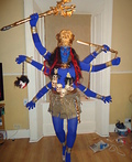 Kali Costume Costume