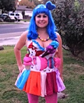 Katy Perry California Girls Costume