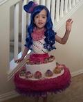 Katy Perry Cupcake Dress Costume