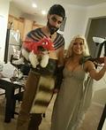 Khal Drogo & Khaleesi Costume