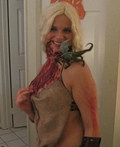 Khaleesi Daenerys in Game of Thrones Costume
