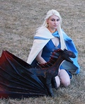 Khaleesi, Mother of Dragons Costume